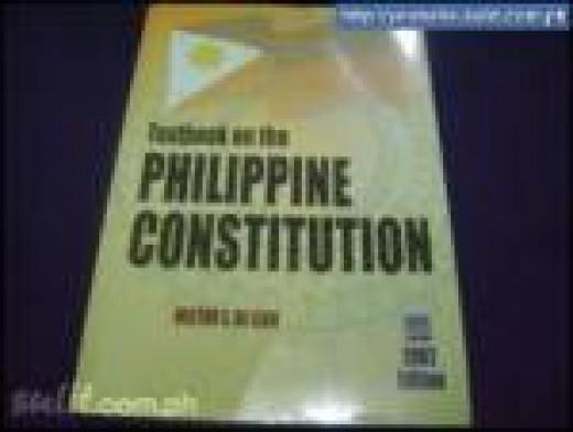 Philippines Constitution