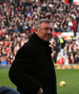 Ferguson - the best manager in the world
