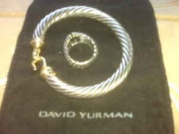 David Yurman Jewelry Set