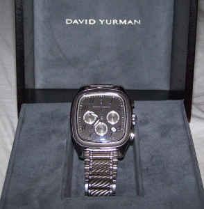 David Yurman Watch