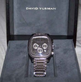 David Yurman Watch