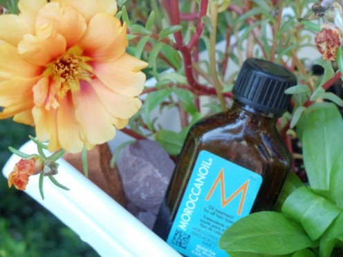 Miracle Moroccan Oil from the argan tree is the best beauty product. A must have!