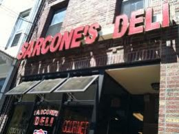 Sarcone's Deli 9th & Fitzwater streets Philadelphia, PA