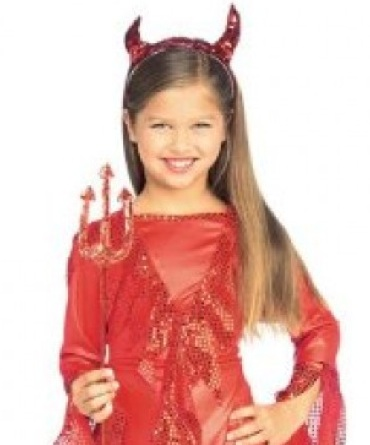 Girls Devil Halloweencostume