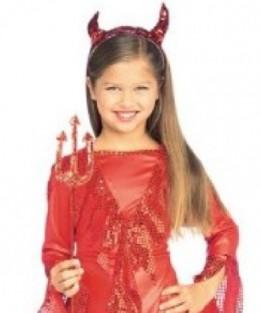 Girls Devil Halloweencostume