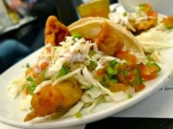 Beer-Battered Baja Fish Tacos Recipe
