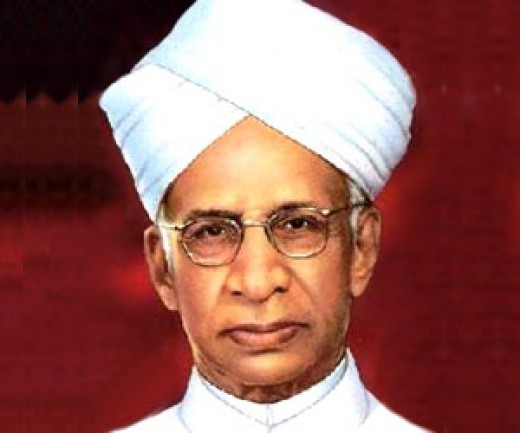 [Dr. Sarvepalli Radhakrishnan, the first Vice-President and the second President of India but above all he was a dedicated teacher, who sacrificed his birthday for the nation as Teachers Day in India].