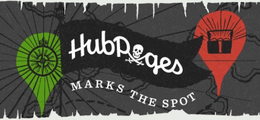 Hubpages Marks the Spot Contest - Hub #3 - Week 1 - hmtswk1
