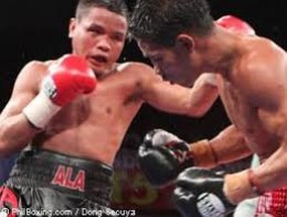 BAUTISTA outpoints BARRERA in Rd 4