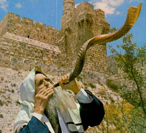 Blowing Shofar is very difficult.