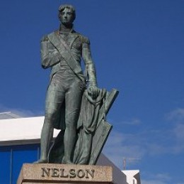 Statue of Lord Nelson