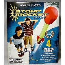 Stomp Rocket: Junior Stomp Rocket - Toys