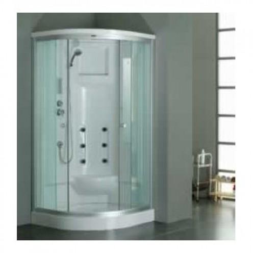 premade steam shower unit