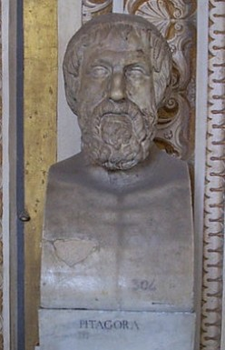 Greek Philosopher: Pythagoras