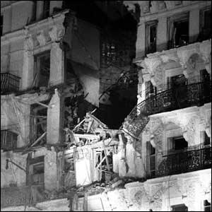 Grand Hotel Brighton- scene of the bombing