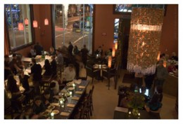 dosa indian restaurant dining hall