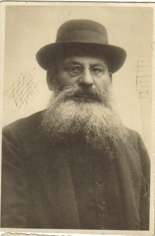 Shalom Katz, My Great Grandfather