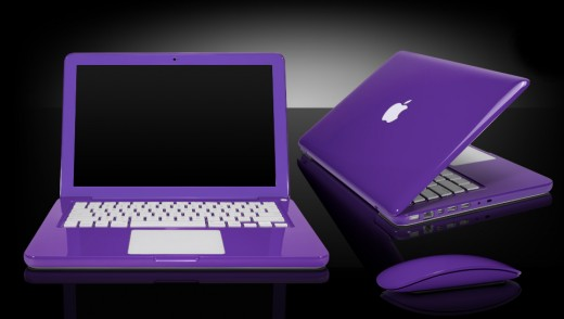 Buy Purple Apple Macbook & Laptop Accessories - Buying Guide