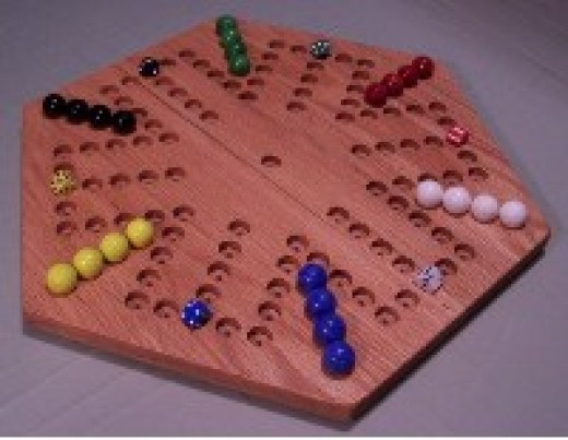 Aggravation Board Game Template, Diy Workbench Family ...