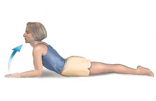 Exercise #1 for Sciatica Relief
