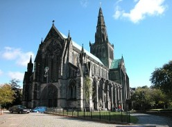 Glasgow Cathedral, Scotland, and it's History