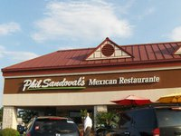 Phil Sandavol's Mexican Restaurante-Huntsville AL