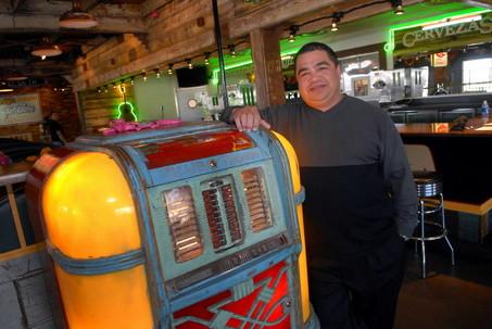 Phil Sandavol-owner of Phil Sandavol's Mexican Restaurante