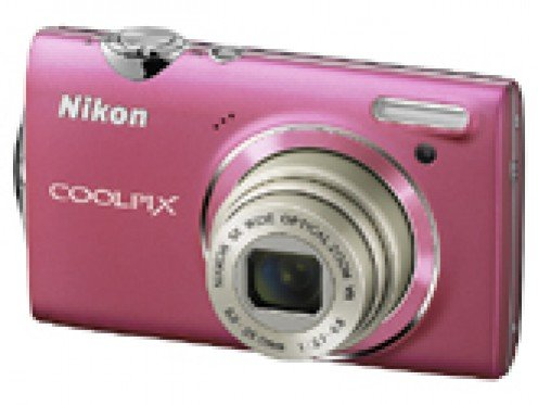 COOLPIX S5100 - Pink