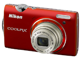 COOLPIX S5100 - Red