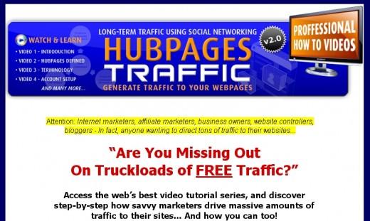 HubPagesFreeTraffic.com