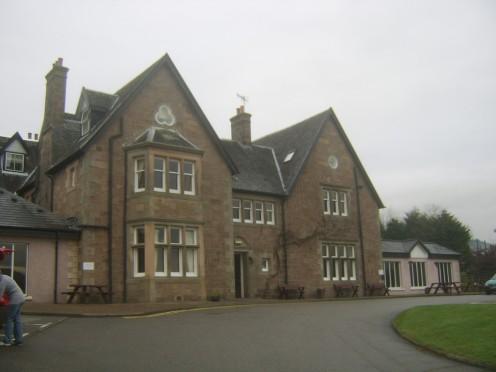 The Loch Fyne Hotel, Inveraray