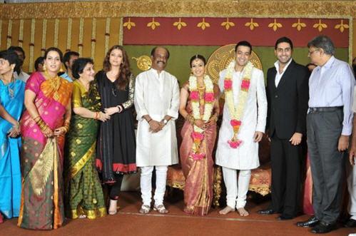 Soundarya Rajinikanth wedding pic