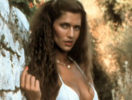 Caroline Cossey - also known as Tula a successful model and actress