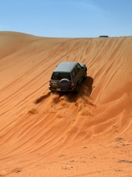 An Essential Trip in Dubai - The Desert Safari