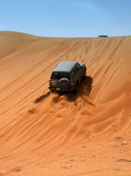 An Essential Trip in Dubai - The Desert Safari