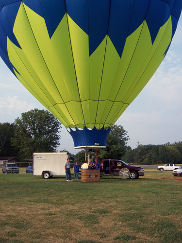 Hope on and take a ride at the UFO Days-Fyffe AL