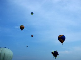 Float away in your own UFO at UFO Days-Fyffe AL
