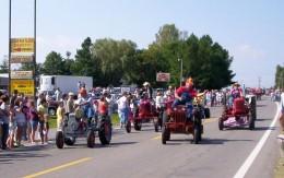 Ider Mule Day Parade-Ider AL