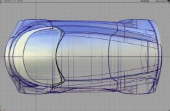 How to work with Alias modeling in Automotive Car Design