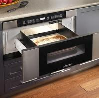 Kitchen Remodeling Idea - Microwave Drawer