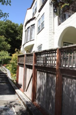 San Francisco Privacy Fence
