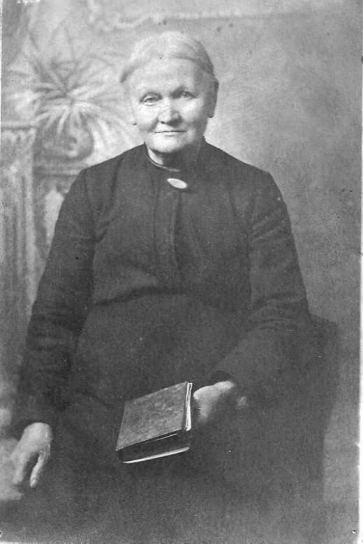 Dora Maguire in 1921