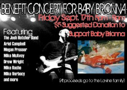 A benefit for Brionna
