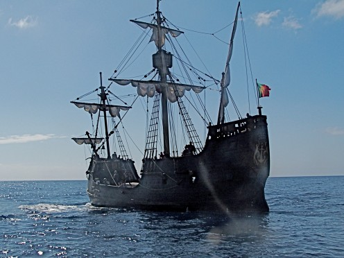 Santa Catharina Ship