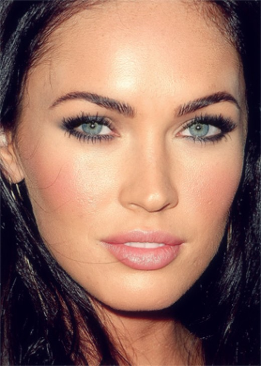 megan fox makeup tips. megan fox makeup tips