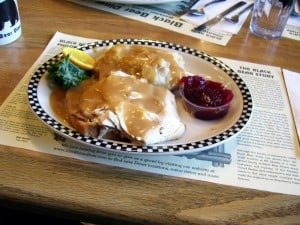 Great Dinners at Black Bear Diner-Phoenix Arizona area
