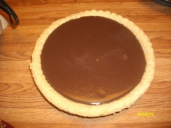 Chocolate pie - Limon Pie