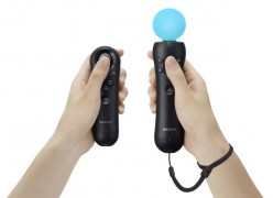 Move Wand and controller