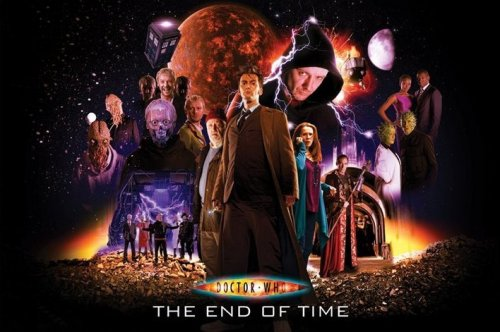 Poster for Doctor Who: The End of Time
