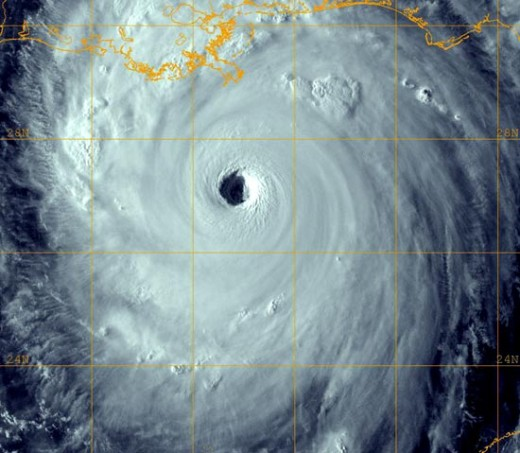 Who could forget the most powerful and destructive hurricane of the decade: Katrina